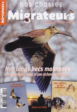 revue nos chasses migrateur décembre 2010