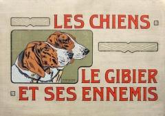 Les chiens, le gibier et ses ennemis