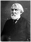 Portrait d'Ivan Tourgueniev