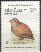 timbre laos