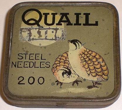 boite métallique japon