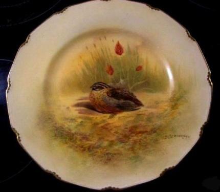 assiette porcelaine royal doulton