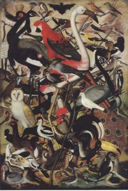 les oiseaux, anonyme 1619