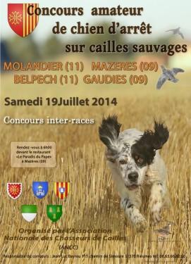 affiche concours ancc 2014
